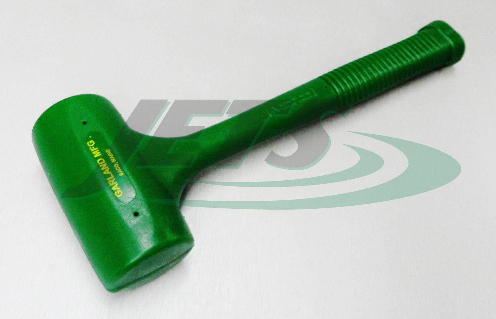 48 oz morts coup marteau guirlande tête Standard 40004 40004 40004 polyuréthane Mallet fabriquée aux USA (3 lb R boite A) 2d9e03