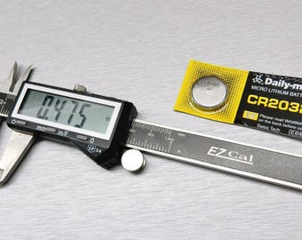 "4"" Digital Electronic Caliper 3 Way Reading Inch Fractional Large LCD Stainless (11E)"