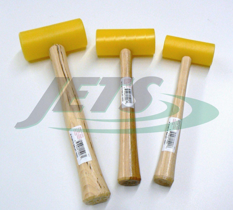 Maillets Maillets Maillets en plastique Non-troubler guirlande USA Set-3 tailles en cuir artisanat bijoux marteau (1,5 FRE) f1cff3