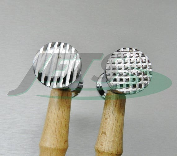 Metal Texturing Hammer Jewelry Making Design Finish