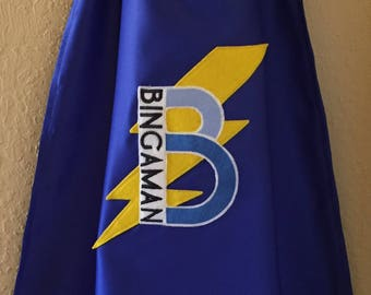 72855b01 Adult Superhero Cape with Custom Logo