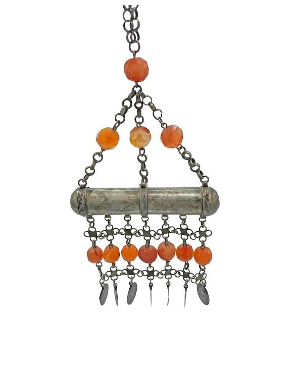 Vintage Ottoman Prayer Necklace