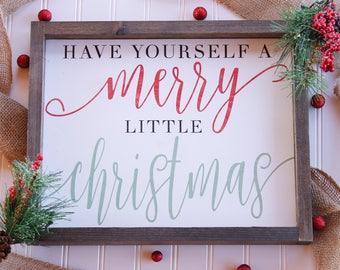 Christmas/Holiday Signs