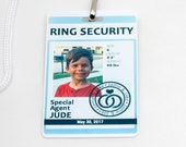 Ring Security ID Badge in...