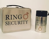Silver Ring Security Box ...