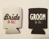 Bride-to-be & Groom-to-be...