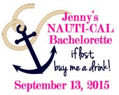 Nautical - Bachelorette P...