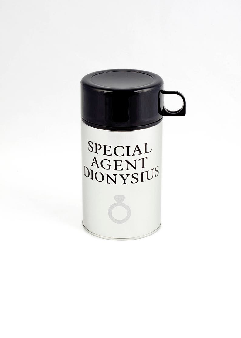 Ring Security Special Agent Thermos  Ring Bearer Alternative image 0