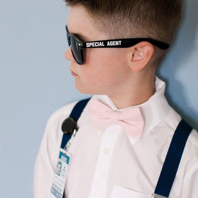 Junior Groomsman Sunglasses  Jr. Groomsman Gift image 1