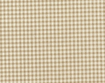 NEW 2 French Country Gingham Check Document Green Standard Shams Cotton Lined