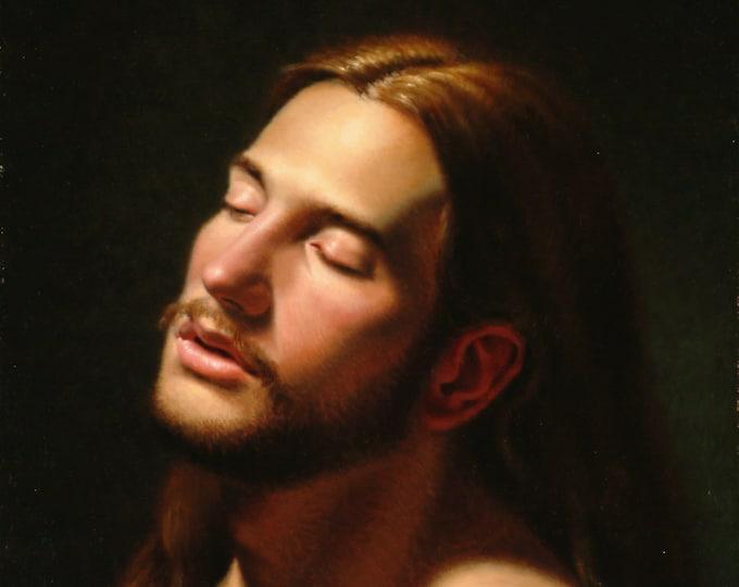 """Surrender at Gethsemane (Giclee Print) - 11x14"""""""