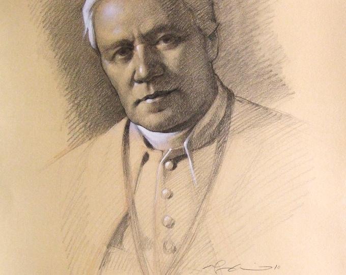 Pope St. Pius X (Giclee Print)