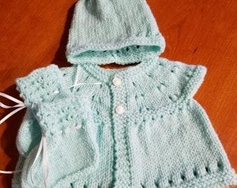 6c24a6641889 Preemie sweater