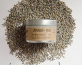 Lavender + Mint - Tin Can...