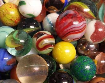 Vintage Marbles | Etsy