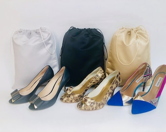 7f3877c596f Designer shoe bags   Etsy