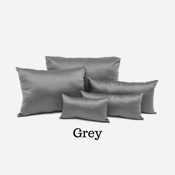 Light Grey MADE To ORDER Individual Purse Pillow Inserts | Etsy