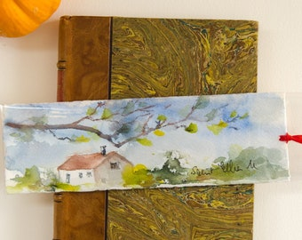 Original Art Landscape Etsy