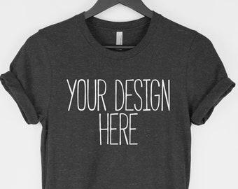 Custom t-shirt, personalized tee, bespoke t-shirt, men's tshirt, women's tshirt