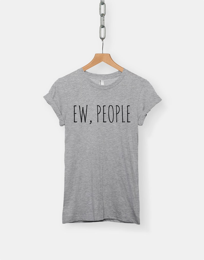 6a0b8fb30 Ew People t-shirt tee // hipster t-shirts / hipster clothing /   Etsy
