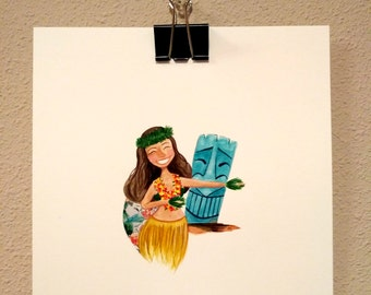 Original Work - Aloha