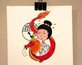 Original Work - Chinese New Year