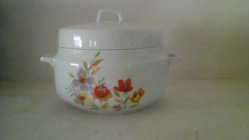 Limoges France 1970/'s porcelain tureenvintage french porcelain tureen bowl soup
