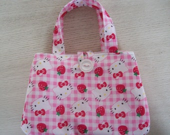 f133bc5a52 Hello Kitty Little Girl s purse