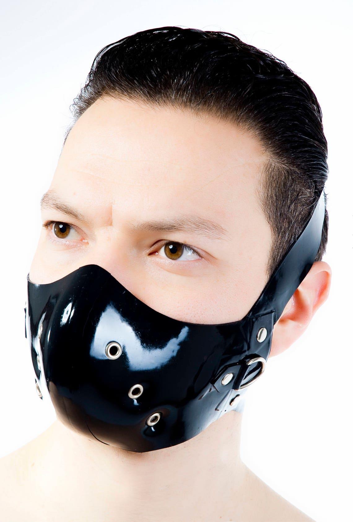 Berserker Latex Maske