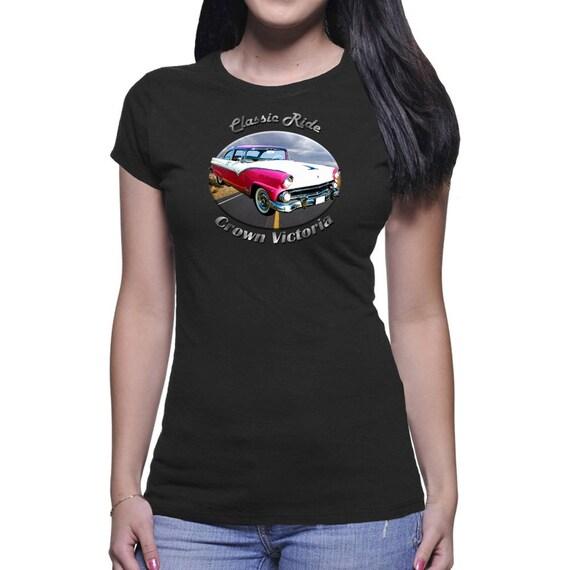 Ford Crown Victoria Classic Ride Men`s Dark T-Shirt
