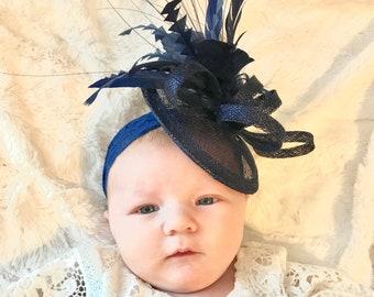 Baby infant Fascinator e470eb3916c