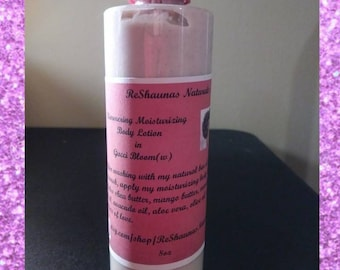 Shimmering Body Lotion