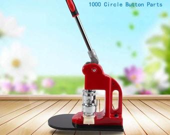 Heavy Duty Punch Press Machine, Punch Press, Button Press, Pin Press, Button Maker, Pin Maker (BTC)