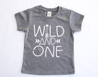 1st birthday shirt, tribal birthday shirt, arrow shirt, 1st bday outfit, birthday boy shirt, first birthday gift, one year old gift, tee