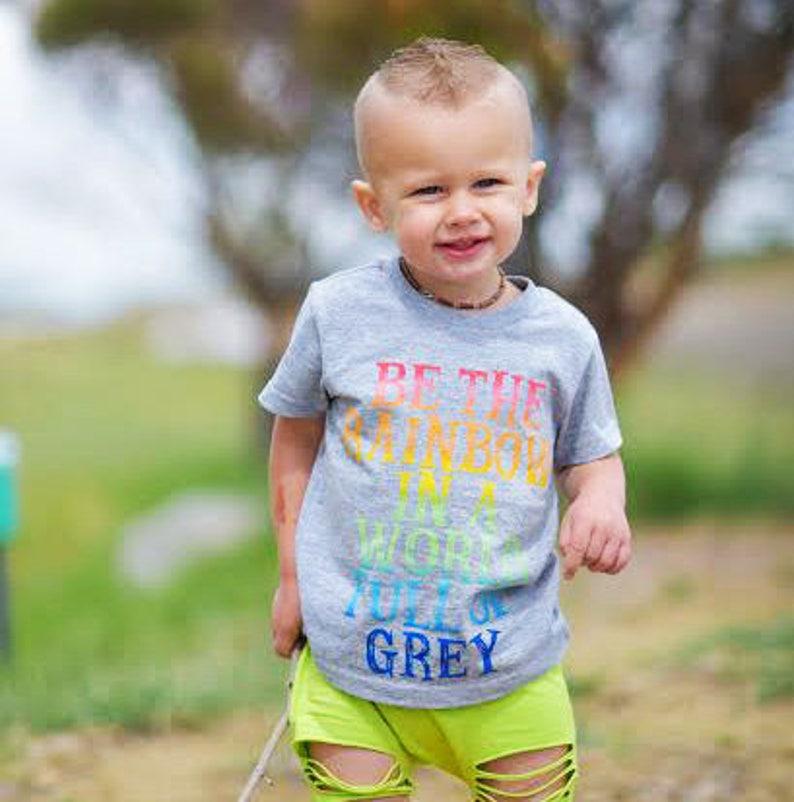 30fee9d7e Rainbow shirt rainbow baby shirt kids rainbow t shirt be | Etsy