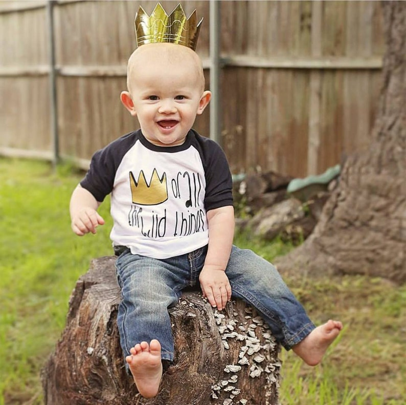 king of all the wild things where the wild things are crown image 0