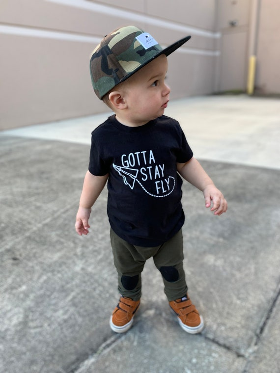 gotta stay fly trendy boy clothes hipster baby clothes  etsy