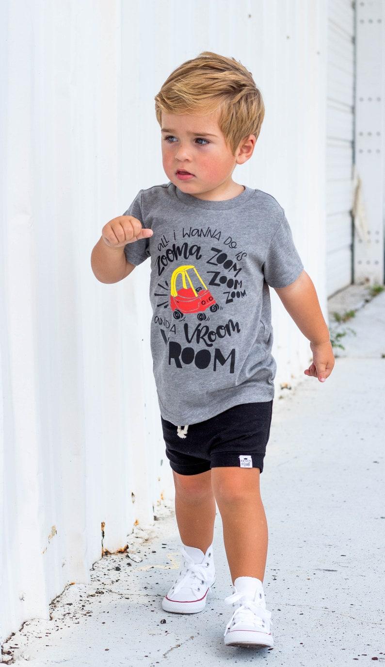Bambino: Abbigliamento T-shirt E Maglie Responsible T-shirt La Mamma Mi Ha Fatto Bellissimo Bambino Color Baby Umoristiche Giallo