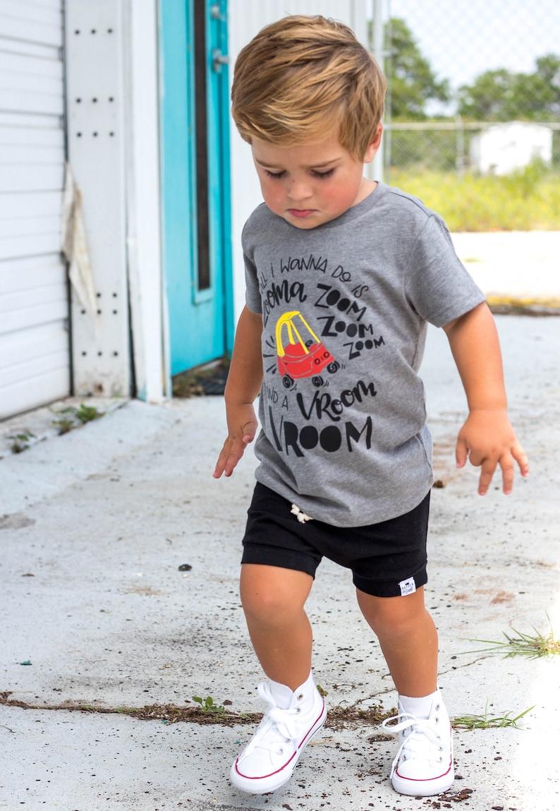 Bambino: Abbigliamento Bambini 2 - 16 Anni Responsible T-shirt La Mamma Mi Ha Fatto Bellissimo Bambino Color Baby Umoristiche Giallo