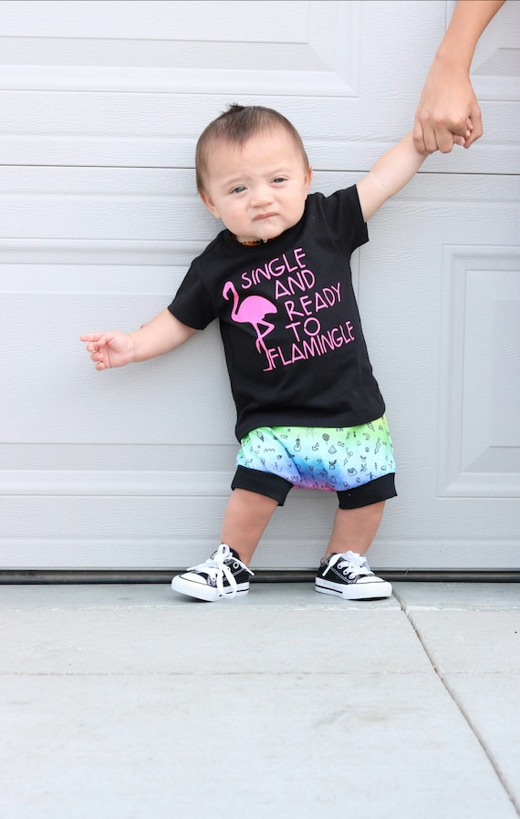 Image trendy baby Baby Clothes Image Gypsy Banter Wordpresscom Flamingo Shirt Flamingle Trendy Baby Clothes Trendy Boys Etsy