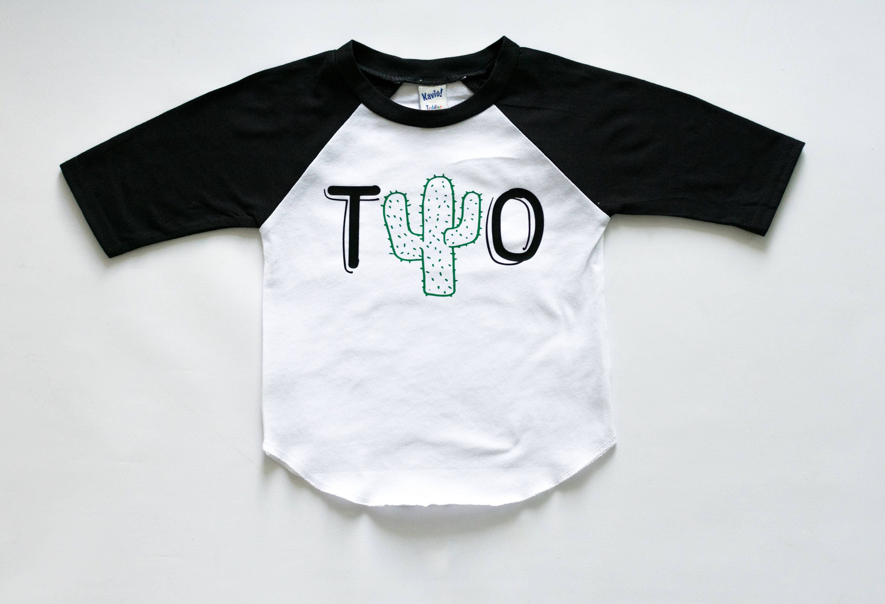 2nd Birthday T Shirts For Toddlers