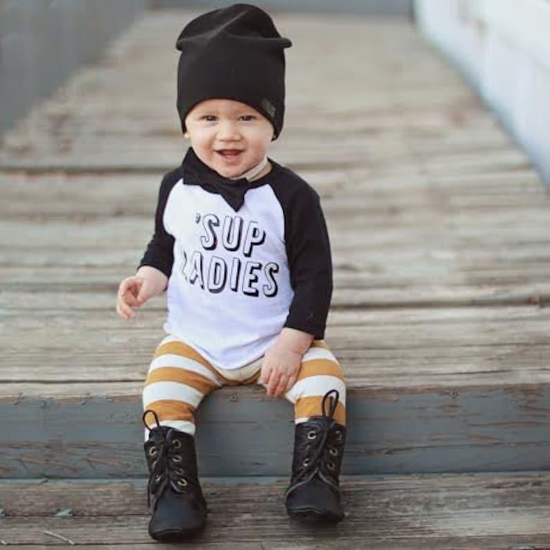 c34055ba9 Baby boy Toddler boy raglan baseball tee trendy hipster
