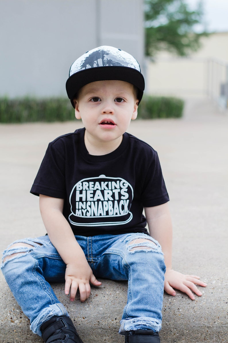 e07ed7a50259f Snapback shirt trendy baby boy clothes hipster baby clothes