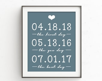 Wedding Gift for Him, Husband Gift, Engagement Gift, Gift for Husband, Gift for Wife, 1 Year Anniversary Gift, Paper Anniversary Gift