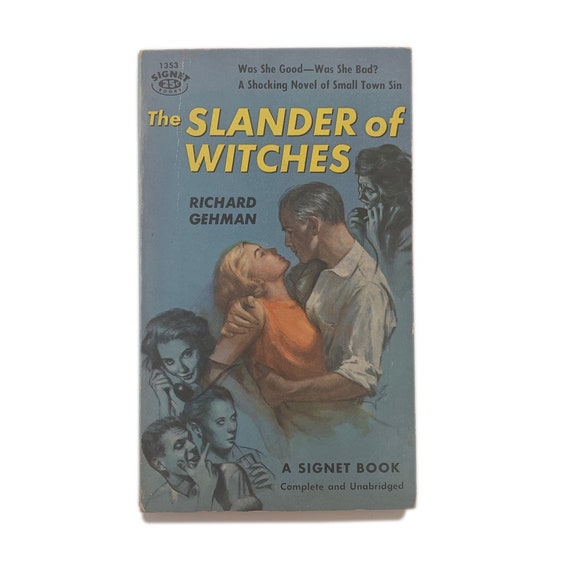 The Slander of Witches, 1956.