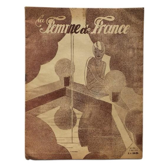 La Femme de France, May 5, 1929.