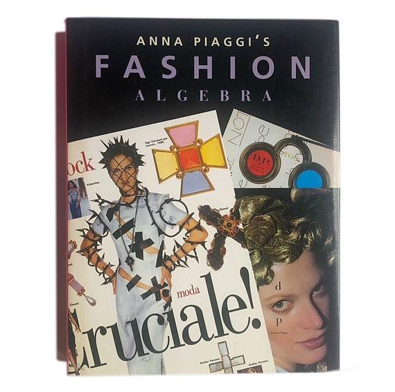Anna Piaggi's Fashion Algebra, 1998.