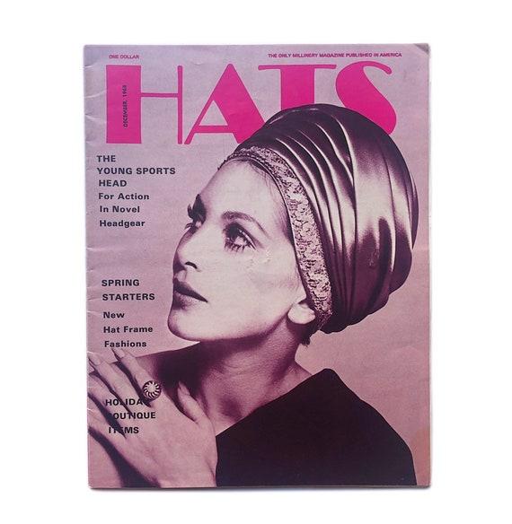 Hats, December 1968.