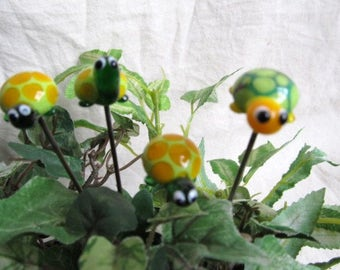 poker / fairy garden decoration Turtle