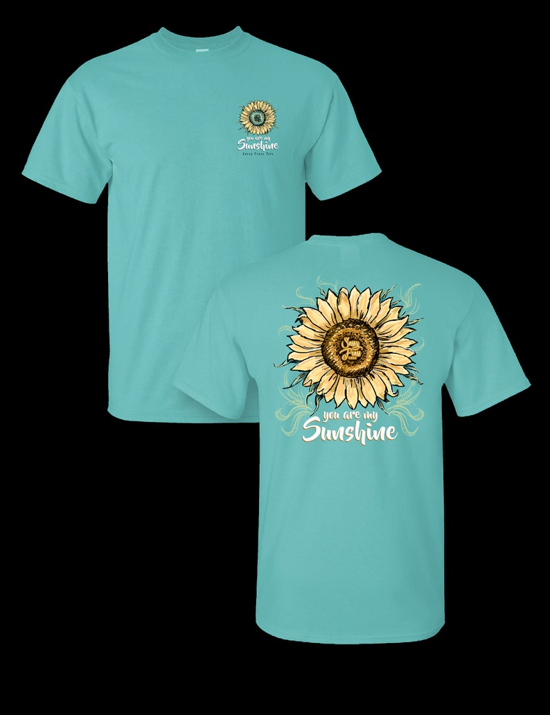 You are my Sunshine Comfort Color Tee